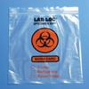 McKesson Specimen Transport Bag with Document Pouch, 100/PK, 10PK/CS MON 547075CS