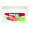 Personal Care & Hygiene: Kimberly Clark Professional - Huggies Natural Care® Tub Baby Wipes (39301), Aloe, 256/CS