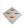 Smith & Nephew Adhesive Gel Patch Renasys 4 X 2.8 Inch, Double Sided Silicon Adhesive Hydrogel MON 66822104