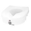 Apex-Carex Seat Toilet Raised W/Clmp EA MON 66863300