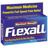 Vitamins OTC Meds Pain Relieving Rub: Chattem - Pain Reliever Flex-all 454® Gel 3 oz. 16%