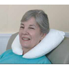 Alimed Crescent-Pillo™ Crescent Neck Pillow, MON 555627EA