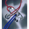 American Diagnostic Classic Stethoscope Proscope 660 Magenta 1-Tube 21 Inch Tube Single Sided Chestpiece - Diaphragm Only, 1/ EA MON 256933EA