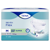 SCA Incontinent Brief Tena Flex Super Belted Size 12 Disposable Heavy Absorbency MON 67853101