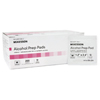 Exam & Diagnostic: McKesson - Alcohol Prep Pad Medi-Pak™ Isopropyl Alcohol, 70% Individual Packet Medium Sterile, 200EA/BX