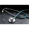 Tech-Med Services Classic Stethoscope Pink 1-Tube 22 Tube Double Sided Chestpiece MON 68682500