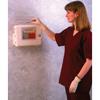 BD Sharps Collector Cabinet Locking Wall Cabinet Plastic MON 446871CS