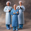 workwear healthcare: Halyard - Over-the-Head Protective Procedure Gown (69602), 10 EA/PK, 10PK/CS