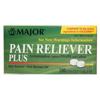 OTC Meds: Major Pharmaceuticals - Aspirin / Acetaminophen / Caffeine Tablet (1783836)