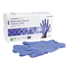 Exam & Diagnostic: McKesson - Glove Exam Nitrile Powder-Free Tactile Touch Blu - Medium