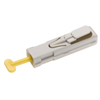 Lancets: Owen Mumford - Unistik Single Use Lancing Device Yellow Puncture Depth 2.4mm