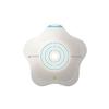 Coloplast Ostomy Barrier SenSura Mio Convex Flip Trim To Fit, Standard Wear Green Code 3/8 to 1-3/8 Inch Stoma, 5 EA/BX MON 1124374BX