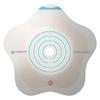 Coloplast Ostomy Barrier SenSura Mio Convex Flip Pre-Cut, Standard Wear Red Code 1 Inch Stoma, 5 EA/BX MON 1124343BX