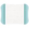 Coloplast Hydrocolloid Dressing Comfeel® Plus Transparent 2 X 2-3/4 Inch Rectangle Sterile, 10/BX MON 1124352BX