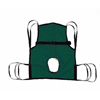 Joerns Healthcare Seat Commode Sling Hoyer® 4-Point Without Head Support Chainless Large 350 lbs MON 350718EA