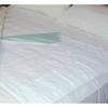 Briggs Healthcare Sheet Draw 36 X 40 Inch Green / White Polyester Facing / Vinyl MON 70648600