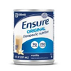 Oral Nutritional Supplements: Abbott Nutrition - Ensure® Original Therapeutic Nutrition Shake