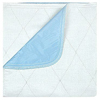 incontinence aids: Beck's Classic - Birdseye® Reusable Underpad (BV7124BLPB), 24x36