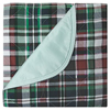 Beck's Classic Underpad Plaidbex 30 x 36 Reusable Polyester / Rayon Heavy Absorbency MON 71313101