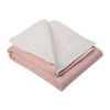 Beck's Classic Underpad Birdseye 34 x 36 Reusable Polyester / Rayon Heavy Absorbency MON 71373102