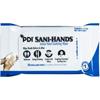 PDI Sanitizing Skin Wipe Sani-Hands Soft Pack Alcohol 20 per Pack MON 71521110