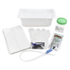 Urology & Ostomy: McKesson - Intermittent Catheter Tray Medi-Pak Urethral 14 Fr. Without Balloon Plastic