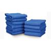 Medical Action Industries O.R. Towel Actisorb 17 W X 26 L Inch Blue Sterile, 4/PK, 20PK/CS MON 477444CS