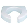 Rehabilitation Devices & Parts: Maddak - Basic Open Front Elevated Toilet Seat