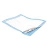 Attends Underpad Attends® Night Preserver® 36 X 36 Inch Disposable Polymer Heavy Absorbency, 5/PK MON 72713101