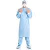 workwear healthcare: Halyard - Evolution 4 nonReinforced Surgical Gown (72878), 48/BG
