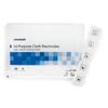 Cardio Pulmonary Monitors ECG Monitoring Electrodes: McKesson - ECG Monitoring Electrode Monitoring Adult Cloth Non-Radiolucent