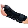 DJO Wrist Splint PROCARE® ComfortFORM® With Abducted Thumb Foam / Lycra Right Hand Black Small MON 73033000