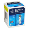 Glucose: Bayer - Blood Glucose Test Strip Countour® Next 50 Test Strips per Box