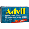 Pfizer Advil Tablets 200mg, 50 per Bottle MON 73358300