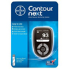Contour Next Blood Glucose Meter 5 Seconds Stores Up To 480 Results, 14-Day Averaging No Coding, 1/EA MON 868914EA