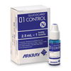 Glucose: Arkray - Control Blood Glucose Normal / High, 2EA/BX