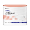 Underpads: McKesson - StayDry Underpad Heavy Absorbency 30X36in. 100 Underpads Included.