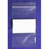 Donovan Industries Zip Closure Bag with Write-On Block DawnMist® 5 X 8 Inch Plastic Clear / White Block, 1000EA/BX MON 74291100