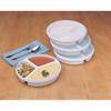 Dinnerware: Maddak - Dish Scoop W/Lidhi Walls EA