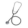 Mabis Healthcare Classic Stethoscope Mabis Spectrum Nurse Black 1-Tube 22 Tube Single Sided Chestpiece - Diaphragm Only (10-428-020) MON 74572500
