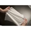 McKesson Washcloth 10 x 13 White Disposable MON 75311101