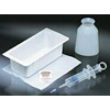 Urological Irrigation: Bard Medical - Irrigation Tray with 70cc Piston Syringe