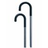 "canes & crutches: Apex-Carex - Standard Cane Carex Aluminum 29 to 38"" Aluminum"