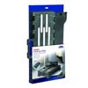 Jobar International Step Stool North American Health & Wellness Folding 1 Plastic 4 Inch MON 75717101