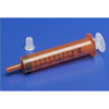 Needles Syringes Nonhypodermic Needles Syringes: Medtronic - Monoject™ 3 mL Oral Syringe, Amber