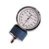 Mabis Healthcare Aneroid Sphygmomanometer Precision Blue Cuff, 300 mmHg Calibration MON 75832500