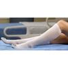 McKesson Anti-embolism Stockings Medi-Pak Knee-high Large, Long White Inspection Toe MON 75940300