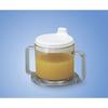 Dietary: Maddak - Drinking Mug Ableware 8 oz. Clear Plastic