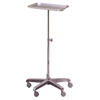 McKesson Instrument Stand entrust Performance Without Volume Tray Five Leg Base 29.25 - 48.75