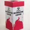 VWR International Biohazard Incinerator Carton VWR® , 6/PK MON 1057653PK